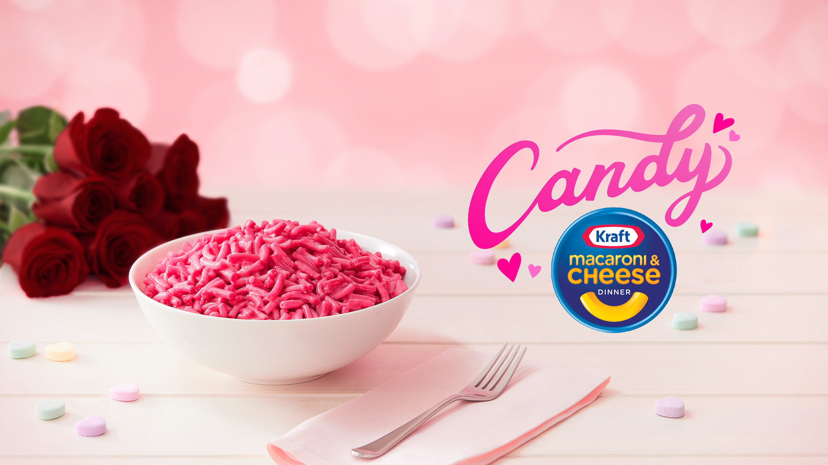 Kraft Making Hot Pink Mac & Cheese for Valentine's Day