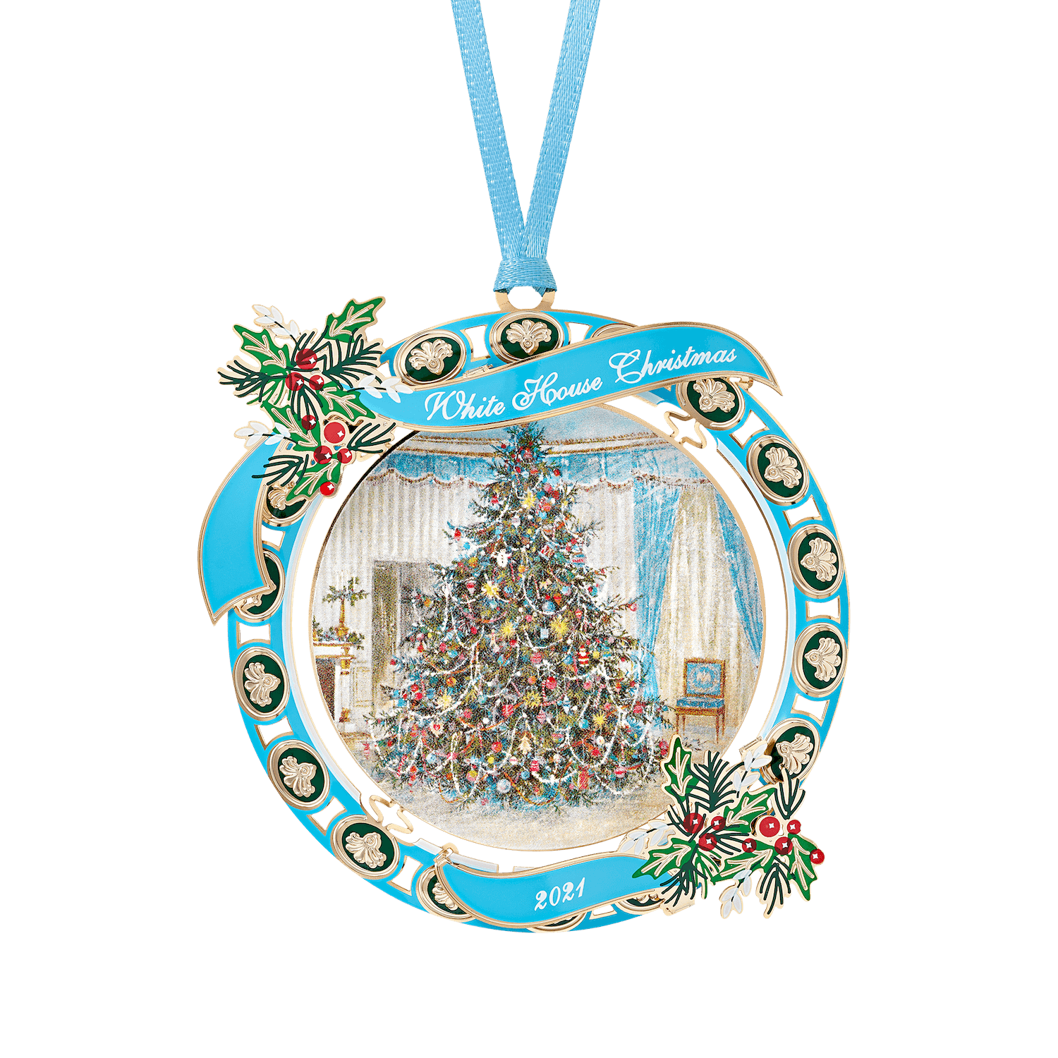 Take a Look at the White House's 2021 Christmas Ornament - Our Community Now at Colorado