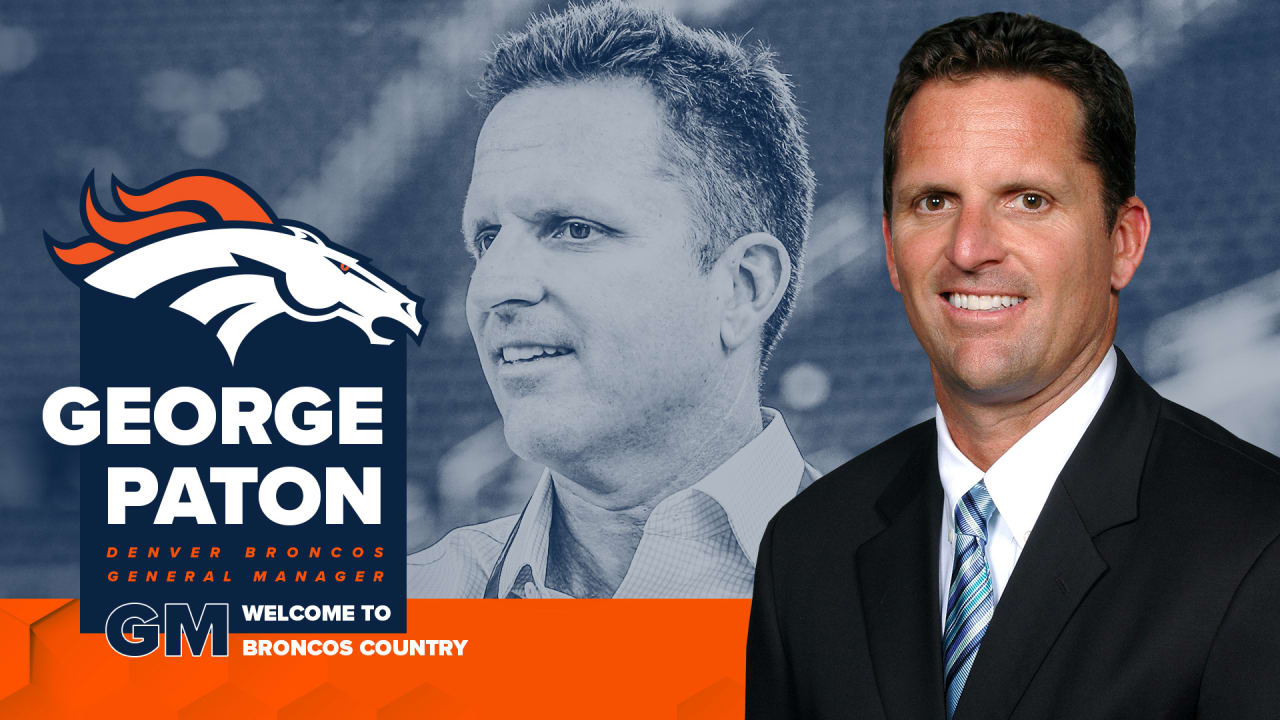 George Paton leaving Vikings to be Broncos' general manager