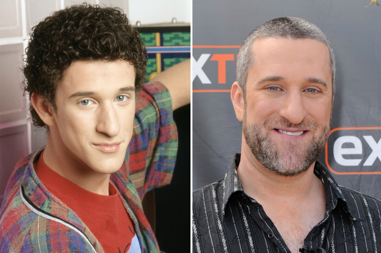 Dustin Diamond, 'Screech' in 'Saved by the Bell', dies at 44