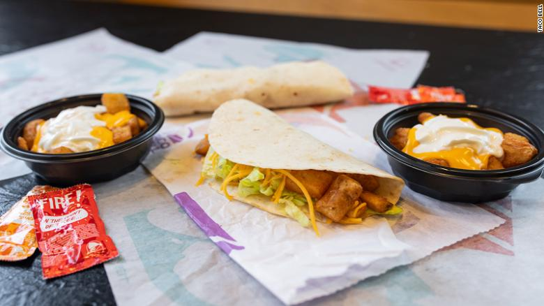 Taco Bell Is Putting Beyond Meat on the Menu
