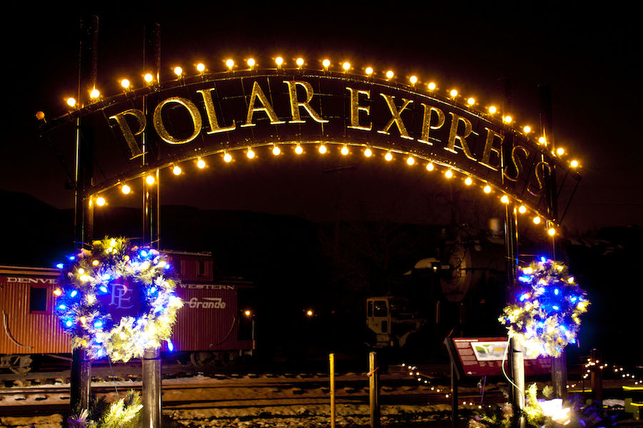 all aboard the colorado polar express ocn colorado