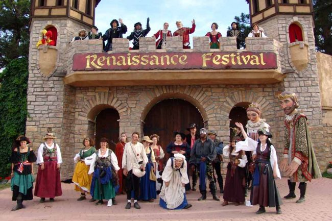 Renaissance Fairs: Maryland Renaissance Festival Kicks Off On August 26