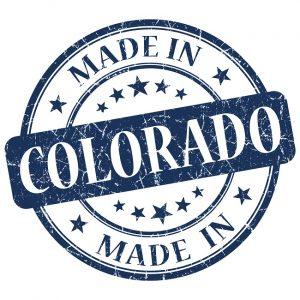 made in Colorado seal