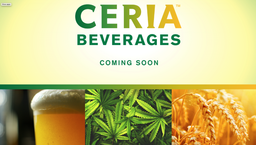 cannabis-infused beer