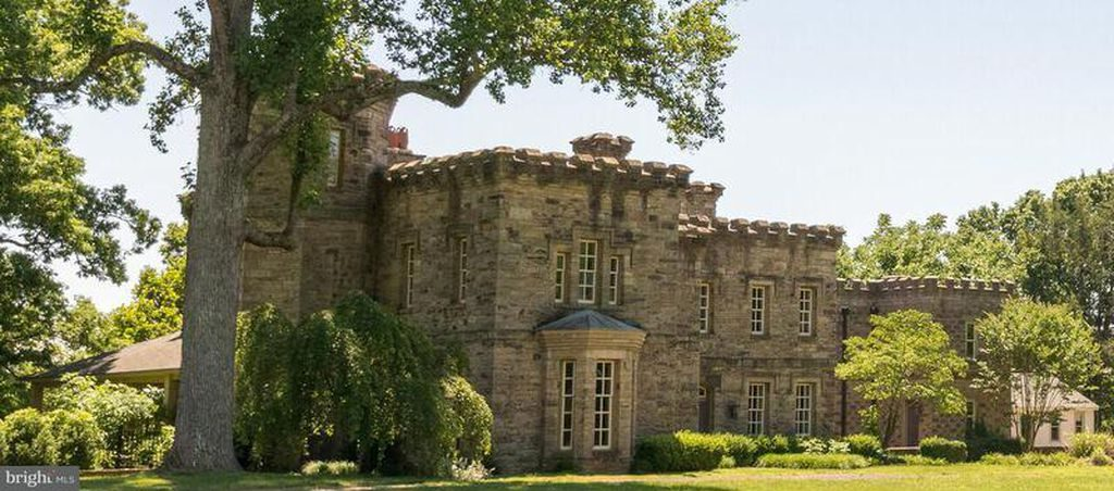 castles in virginia
