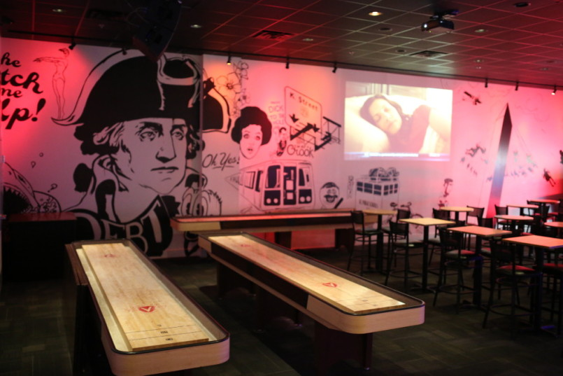 arcade bars
