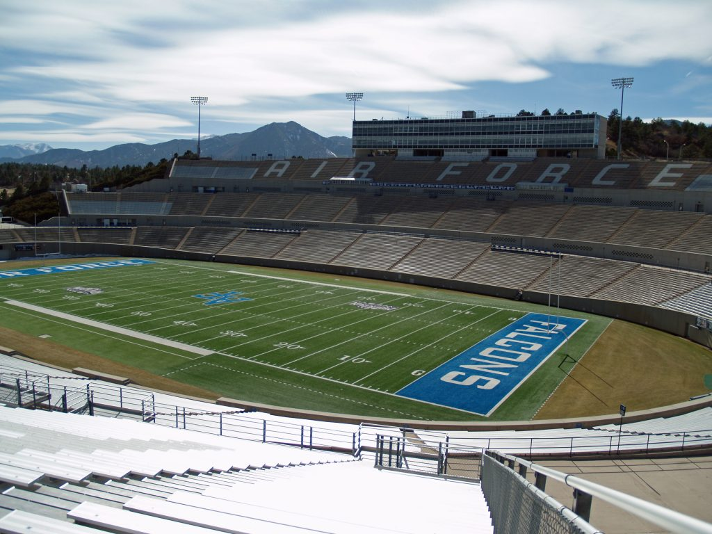 air force academy field