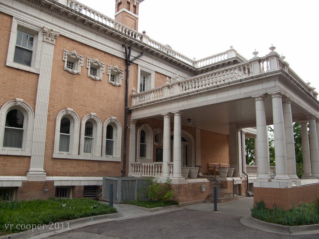 grant humphreys mansion denver colorado